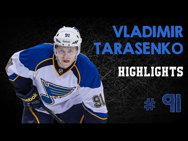 Vladimir Tarasenko Ultimate Highlights | Tribute | HD