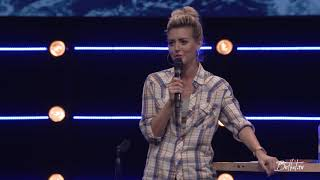 How You View God Affects How You Let Him Lead | Abi Stumvoll | Bethel Church