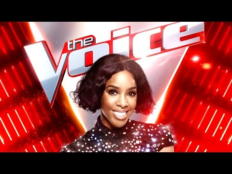 kelly rowland joins the voice the voice australia 2017 youtube. Black Bedroom Furniture Sets. Home Design Ideas