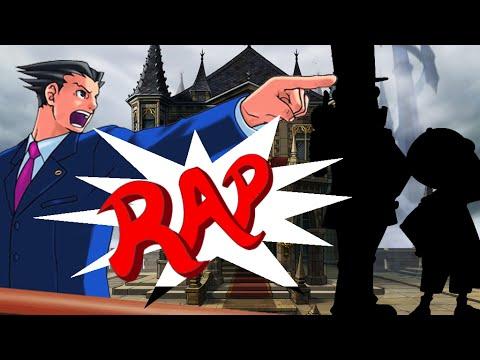 Phoenix Wright vs Layton/Luke RAP (Especial 5000 subs)