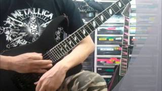 ARCH ENEMY - Yesterday Is Dead And Gone Guitar Cover