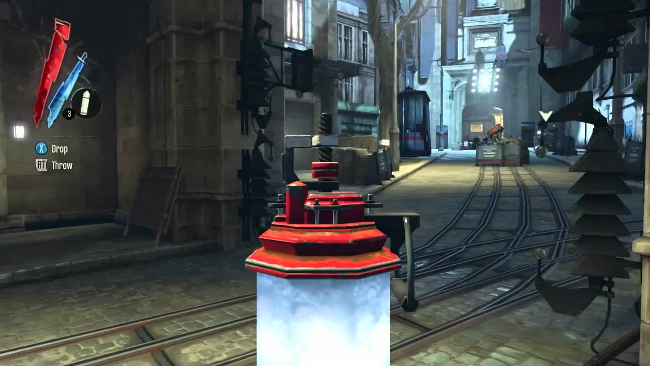 Dishonored Walkthrough 2nd Wall Of Light Amp Confiscated