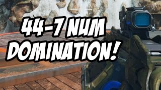 BLACK OPS 3 BETA Gameplay - Excelente Domination Finalmente! (PS4 BO3 Multiplayer)