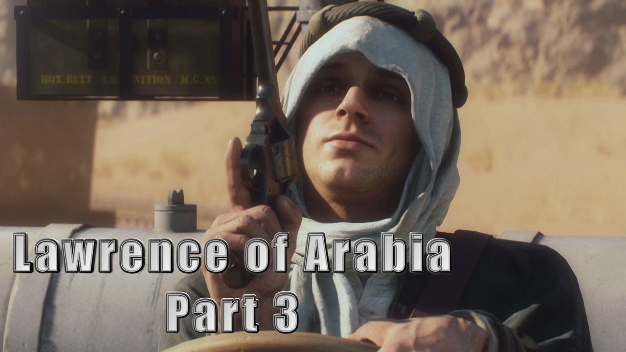 how to get lawrence of arabia smle on battlefield 1