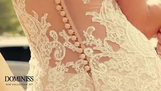 Свадебное платье Dzhaklin от Dominiss 2017