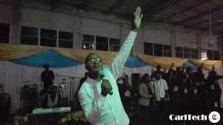 Minister Michael Mahendere live at MSU - Hallelujah
