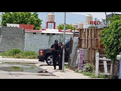VIDEO Gatillero intercepta y asesina a un hombre en el Fraccionamiento Altamira
