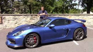 The Porsche Cayman GT4 Is One of the Best Cars I