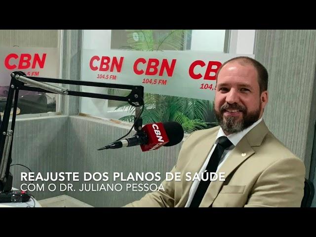 Reajuste dos planos de saúde é tema de entrevista na CBN