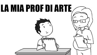 La Mia Prof. Di Arte - Domics ITA - Orion