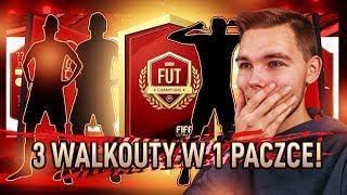 ODBIERAMY NAGRODY ZA GOLDA PLKD... 3 WALKOUTY W JEDNEJ PACZCE! | FIFA 19 JUNAJTED