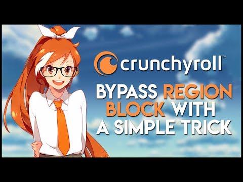 Unblock Crunchyroll Regional Restrictions Mp3