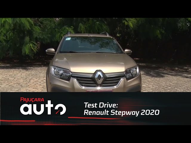 Test Drive: Renault Stepway 2020