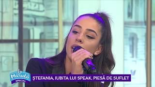 Stefania, iubita lui Speak, piesa de suflet