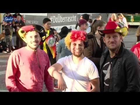 EM-Talk mit Ottmar Hitzfeld