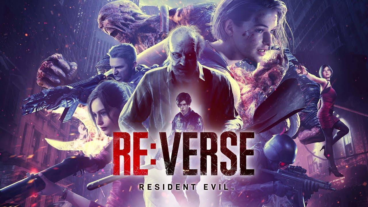 Resident Evil Re:Verse – Teaser Tráiler