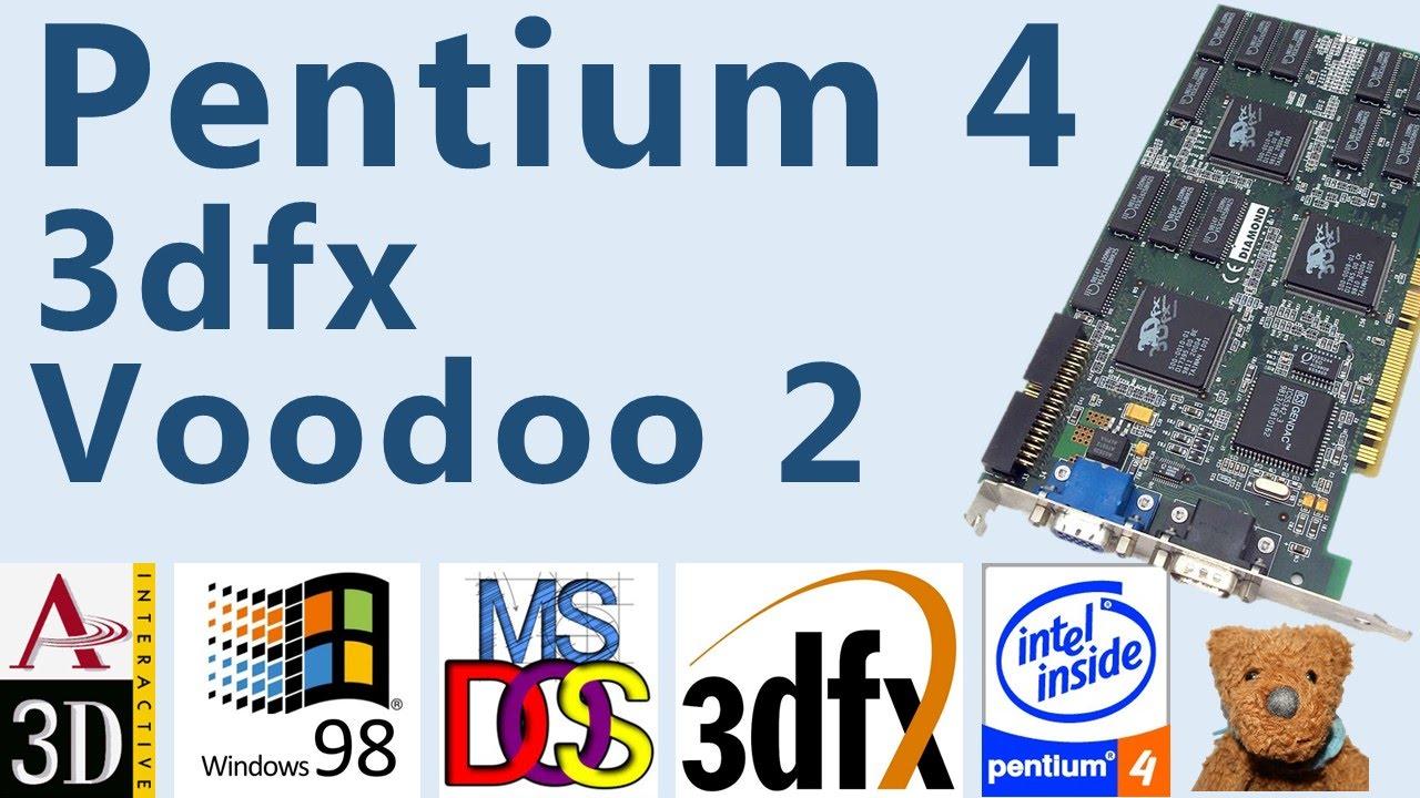 3DFX VOODOO2 MODDED GRAPHICS DRIVER (2019)