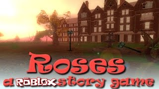 Roses | ROBLOX Story Game | SallyGreenGamer