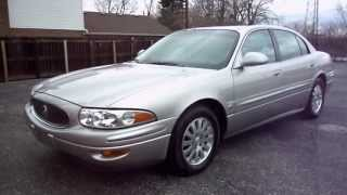 2005 Buick Lesabre Limited For Sale with 23,268 miles. Call 765-456-1788