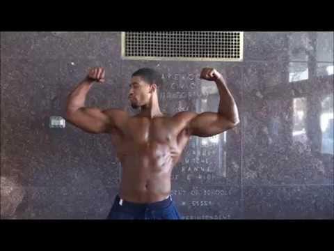 Natural Bodybuilder, LONNIE WADE - NPC Natural Ohio (Interview)