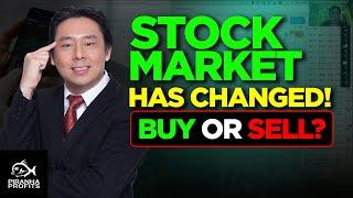 Die Börse hat sich verändert! Kaufen oder verkaufen?