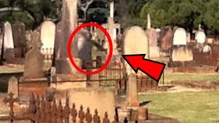 5 Graveyard Sightings Caught On Camera & Spotted In Real Life!