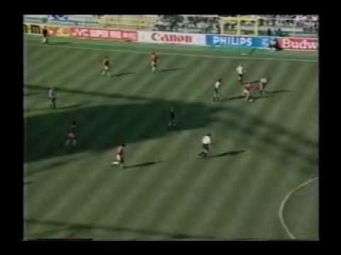 Historia de los Mundiales: Italia 1990