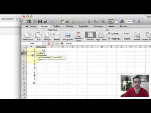How to Calculate Range in Excel