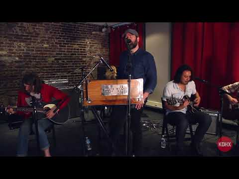 "The Black Angels ""Half Believing"" Live at KDHX 5/15/17"