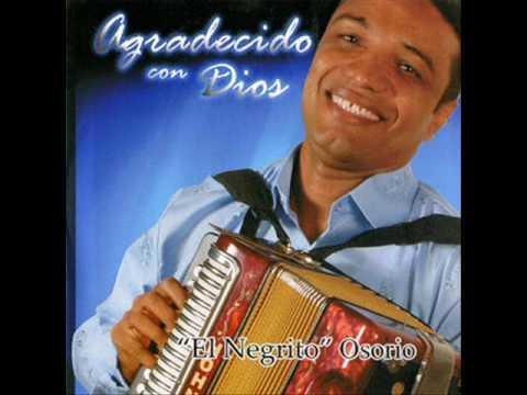 """AGRADECIDO CON DIOS - DAGOBERTO EL """"NEGRITO OSORIO"""" - ALBUM COMPLETO"""
