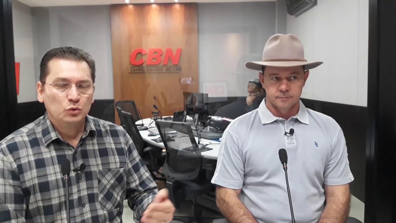 CBN Agro (11/08) - com Éder Campos