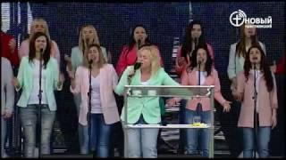 Ольга Марина| «Дух живого Бога»| Пасха 2017
