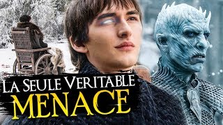 BRAN LE VÉRITABLE GRAND MÉCHANT DE GAME OF THRONES