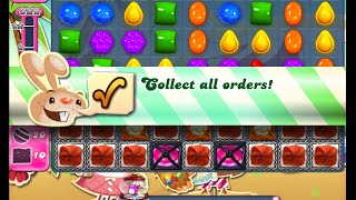 Candy Crush Saga Level 894 walkthrough (no boosters)