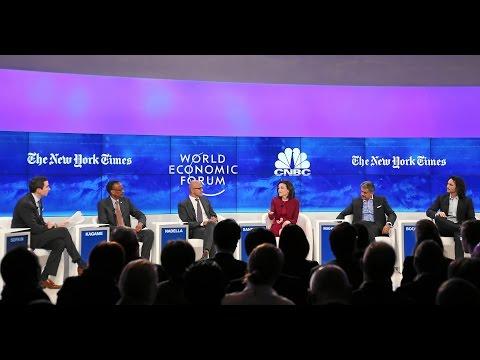 Davos 2016 - The Transformation Of Tomorrow