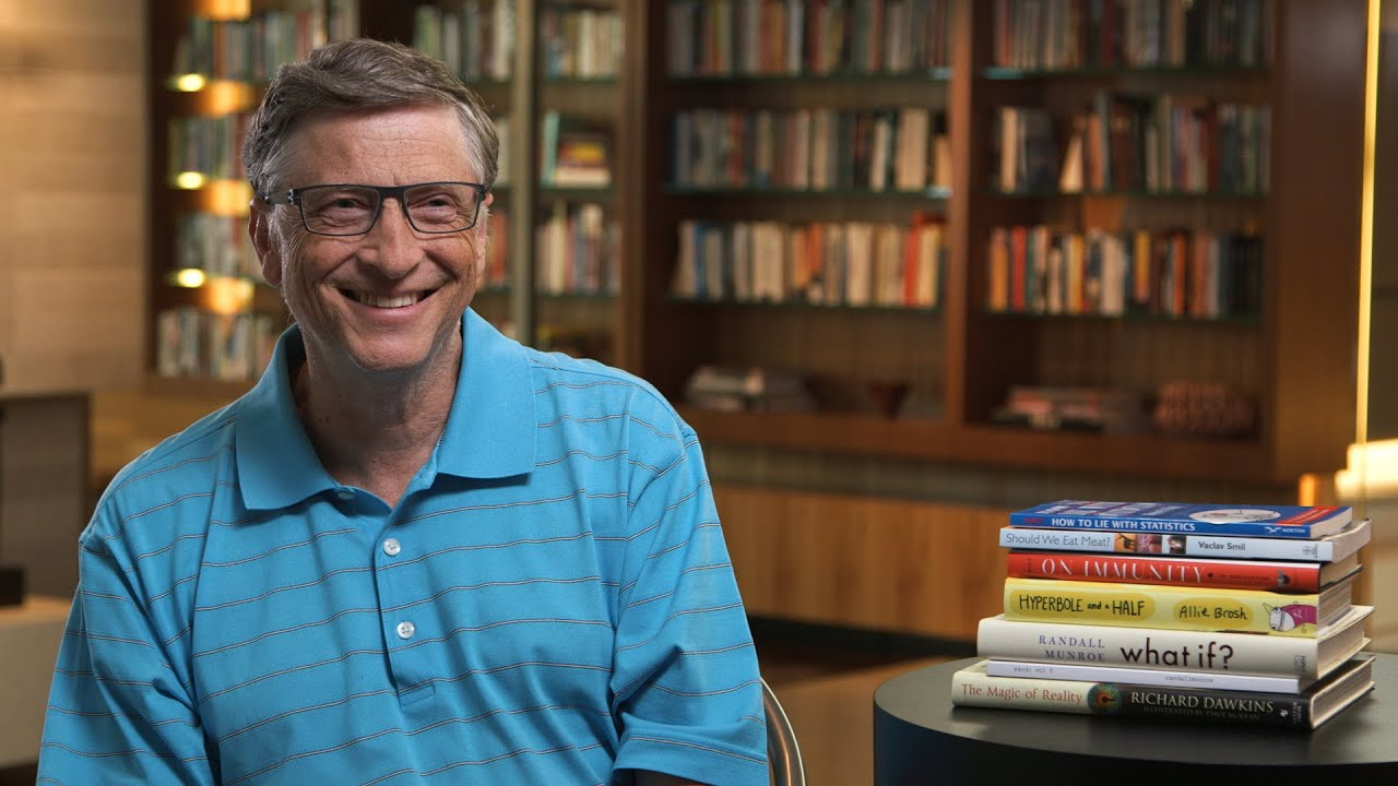 bill gates leader and role model essay