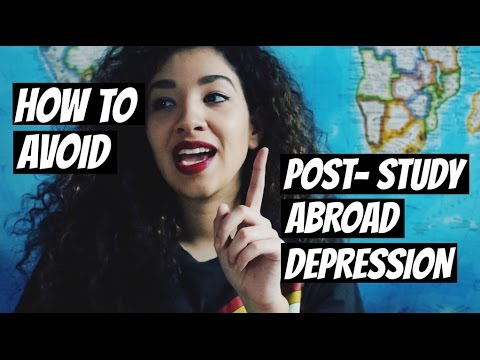 How to Deal With Depression While Studying Abroad | Go ...