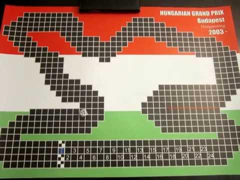 FormulaGame. Гран При Венгрии - 2014. Квалификация Массы. Hungarian2014. Massas qualifying lap.