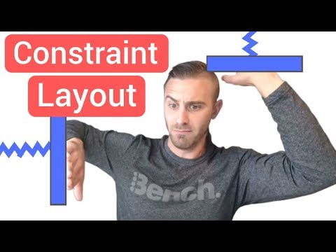 Constraint Layout Beginner Example