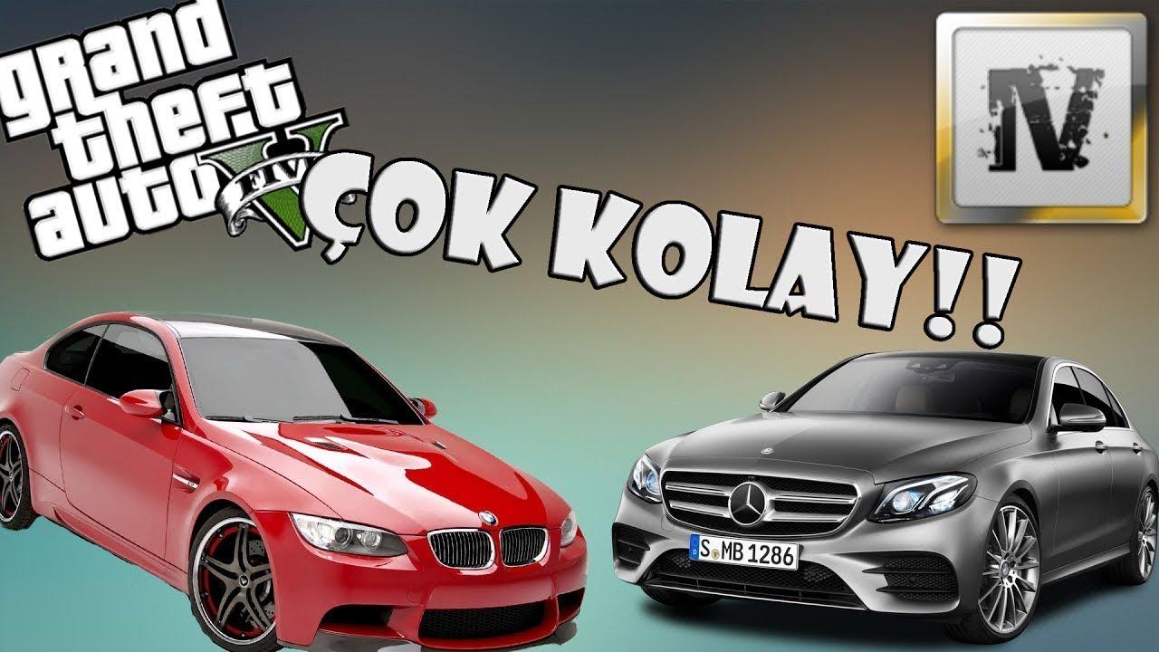 GTA 5 Ford Tourneo Türk Polis Arabası Nasıl Kurulur? [REPLACE]✔️GÜNCEL✔️