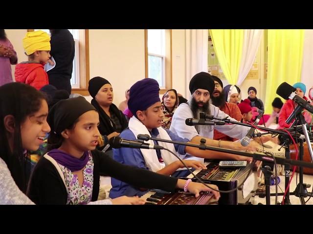 Bhai Amanbir Singh (Windsor) SFC2018 - Sevaa Karat Hoi Nihakaamee (Theme Shabad)