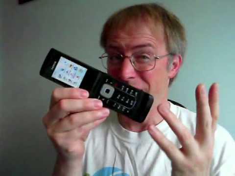 Phones Show 64 (Nokia 6650, Samsung G810)