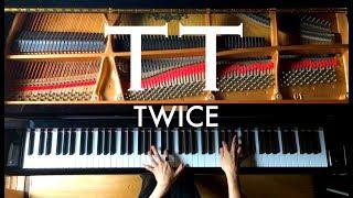 【ピアノ】TT-Twice/弾いてみた/Piano-피아노/CANACANA