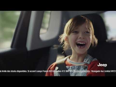 Musique de la pub   Jeep 2021