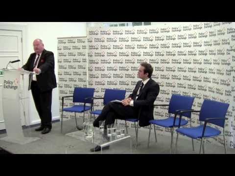 Grand Designs: How custom-build can help our housing woes with Rt Hon Eric Pickles MP | 14.10.2013