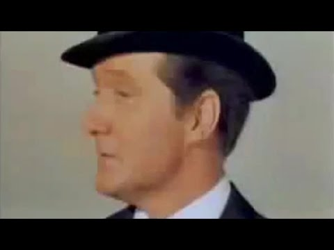 'Avengers' Patrick Macnee on being John Steed ...