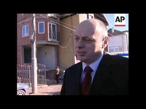 WRAP Serbs in Kosovo vote in parliamentary elections; ADDS PM comments