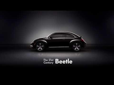 Spot VW escarabajo Negro
