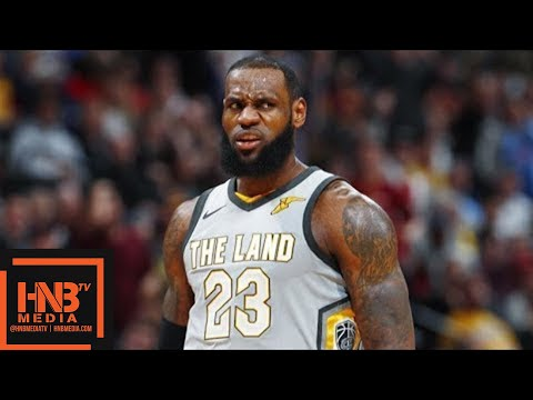 Cleveland Cavaliers vs LA Clippers Full Game Highlights / March 9 / 2017-18 NBA Season