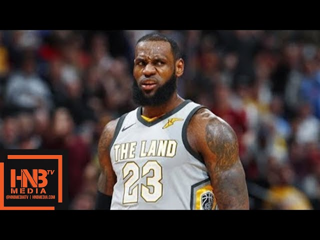 Cleveland Cavaliers vs LA Clippers Full Game Highlights / March 9 / 2017-18 NBA Season #1